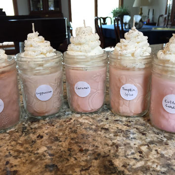 Starbucks Candles- Coffee Candles