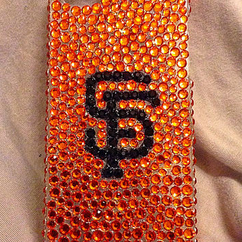 SF Giants baseball phone case (Available for a variety of phones, choose on device drop down menu)