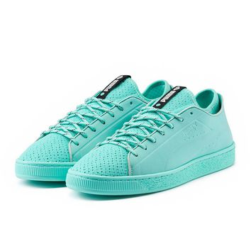 Puma x Diamond Supply - Basket Sock Lo - Diamond Blue