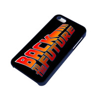 BACK TO THE FUTURE iPhone 4 / 4S Case Cover