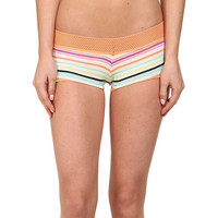 Splendid Mesh Lace Girl Short Surf Stripe - 6pm.com