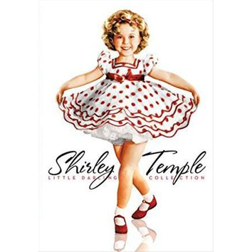 Shirley Temple Little Darling Collection DVD Box Set