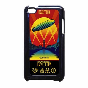 Led Zeppelin Poster iPod Touch 4th Generation Case
