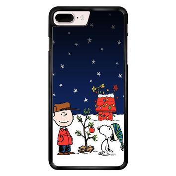 Charlie Brown Christmas Peanuts 001 iPhone 7 Plus Case
