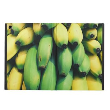 Yellow and Green Bananas Photography Case For iPad Air