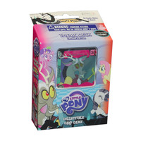 Double the Fun My Little Pony Absolute Discord Collectible Card Game Theme Deck