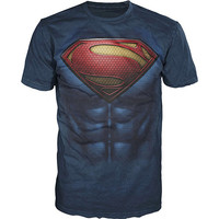 Walmart: Superman Six Pack Big Men's Graphic Tee
