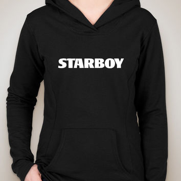 "The Weeknd ""Starboy"" Unisex Adult Hoodie Sweatshirt"