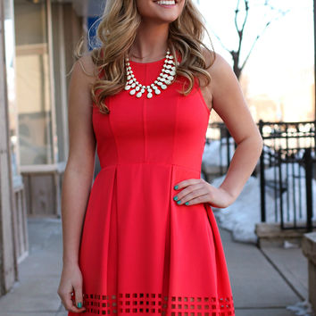 Pleat of the Moment Dress