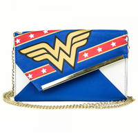 DC Comics Wonder Woman Envelope Wallet Purse