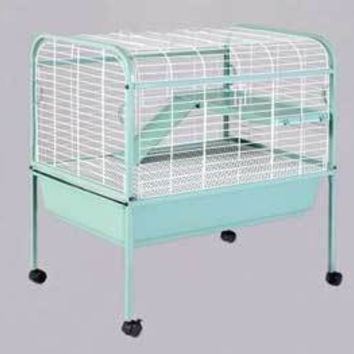 Small Animal Cage With Stand