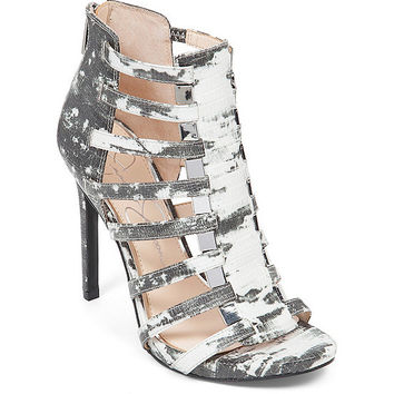Jessica Simpson Riahn Caged Sandals | Dillards