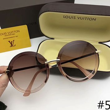 LV Louis Vuitton New Retro Men and Women Fashion Sunglasses F-A-SDYJ #5