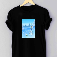 "Hello olaf Starbucks - T Shirt for man shirt, woman shirt ""NP"""
