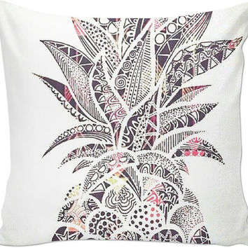 Vintage Pineapple Pillow