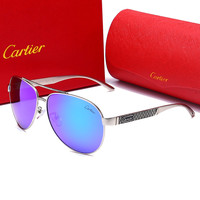 Cartier Personality Fashion Popular Sun Shades Eyeglasses Glasses Sunglasses H-A50-AJYJGYS