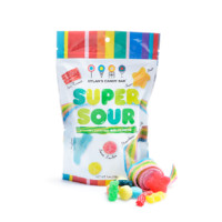 Dylan's Candy Bar Super Sour Candy Pouch : 10 and Under