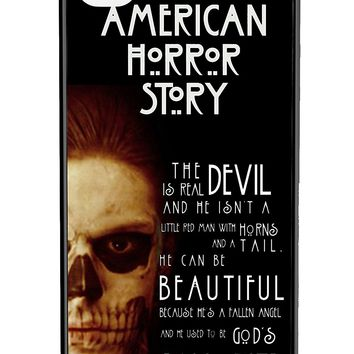 American Horror Story Quotes iPhone 5/5s Case Black