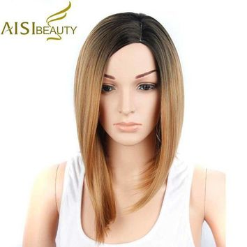 MDIGOK5 Synthetic Short Wigs