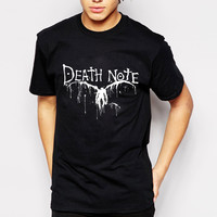 Death Note Cotton Tops Tees