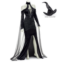 Sultry Sorceress Ensemble - Women's Clothing & Symbolic Jewelry – Sexy, Fantasy, Romantic Fashions