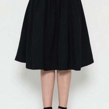 Lyndsey Circle Midi Skirt