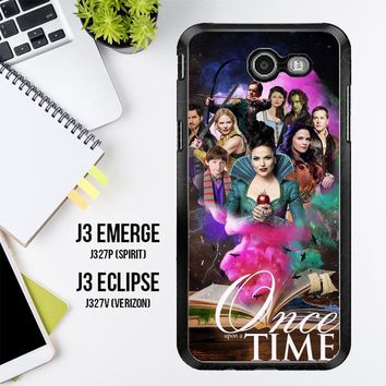 Once Upon A Time E0297 Samsung Galaxy J3 Emerge, J3 Eclipse , Amp Prime 2, Express Prime 2 2017 SM J327 Case