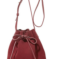 Mansur Gavriel - Mini suede bucket bag