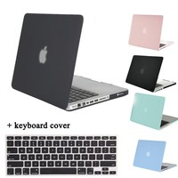 MOSISO Crystal Matt 2 in 1 for Macbook Pro 13 A1278 Plastic Hard Cover Case for Macbook Pro 15inch A1286 Laptop Shell Protector