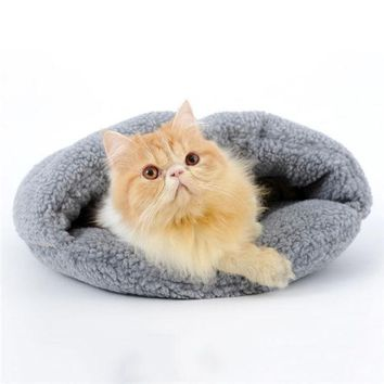 PEAPIX3 Cats Waterloo Sleeping bag Four seasons Yurt Cat house Cat bed Doghouse Cat Accessories Thick Warm = 1930051972
