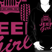 Jeep Girl by 61designn