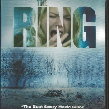 The Ring Widescreen Movie DVD Used Naomi Watts UPC667068998023