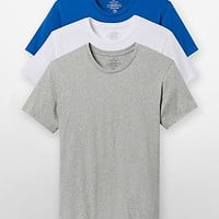 cotton classic 3-pack crewneck t-shirt | Calvin Klein