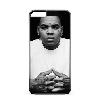 Kevin Gates Black White iPhone 6 Plus Case