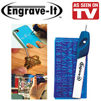 Engrave-It™ - As Seen On TV - Useful Things - Things You Never Knew Existed