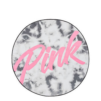 Circle Beach Towel - PINK - Victoria's Secret