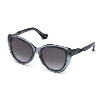ONETOW twist temple cat eye sunglasses balenciaga 2