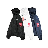 Supreme x The North Face Coupon Double Layer Windbreaker Men's Jacket F-A-KSFZ