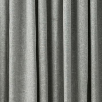 Drapes with Pearl Gray