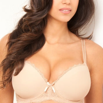 Lacy Delights Full Cup Bra