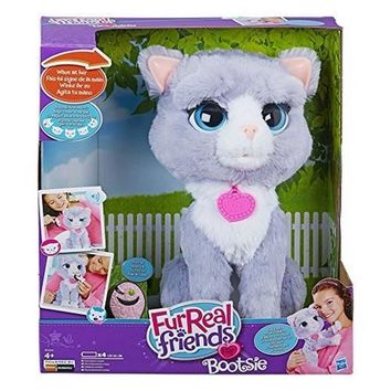 FurReal Friends Bootsie Pet Cat