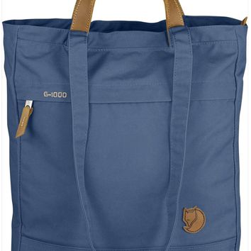 fjallraven - totepack no. 1 shoulder bag - blue ridge