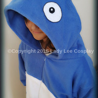 My Neighbor Totoro - Blue Totoro Kigurumi - Adult and Toddler