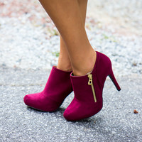 In My Red High Heels