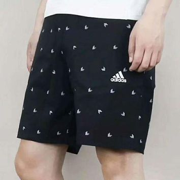 DCCKR2 ADIDAS counter new men s woven sports casual shorts five pants F-A-BM-YSHY