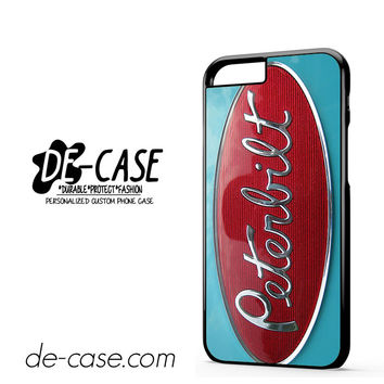 Peterbilt Truck Logo DEAL-8570 Apple Phonecase Cover For Iphone 6 / 6S
