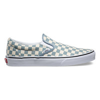 Checkerboard Slip-On | Shop Classic Shoes at Vans