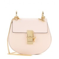 chloé - drew small leather shoulder bag