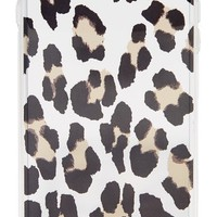 Leopard Clear iPhone 6 Plus / 6s Plus Case