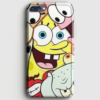 Spongebob iPhone 7 Plus Case